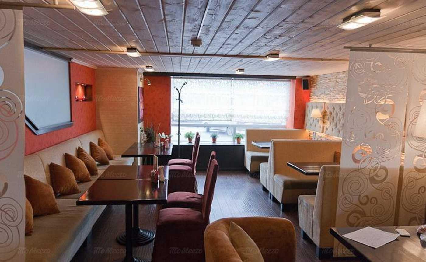 Меню ресторана Своя компания в Амундсене