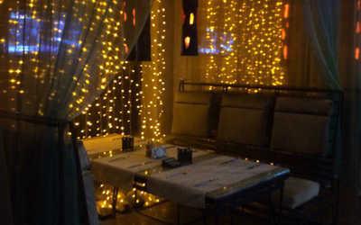 Банкетный зал ресторана Марракеш на улице Лесной фото 3