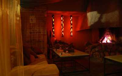 Банкетный зал ресторана Марракеш на улице Лесной