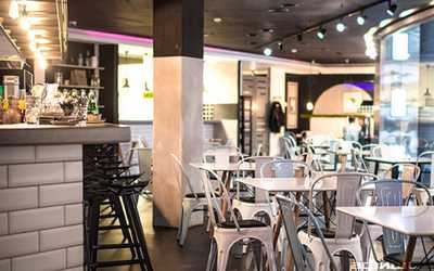 Банкетный зал кафе Гастронавт на Большой Ордынке