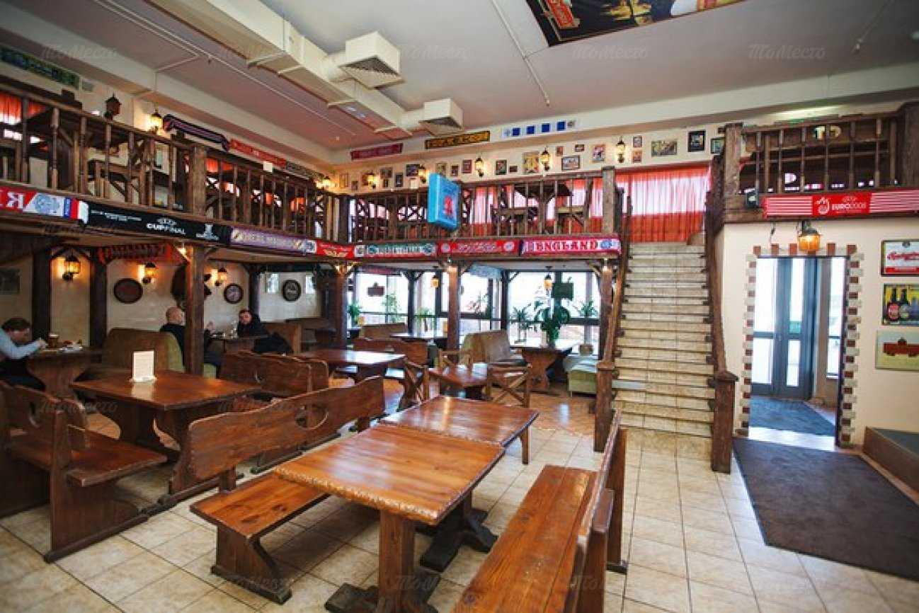 Меню пивного ресторана, ресторана Пивная традиция на проспекте Маршала Жукова