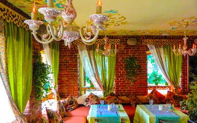 Банкетный зал ресторана Алтай на Пятницкой улице фото 1
