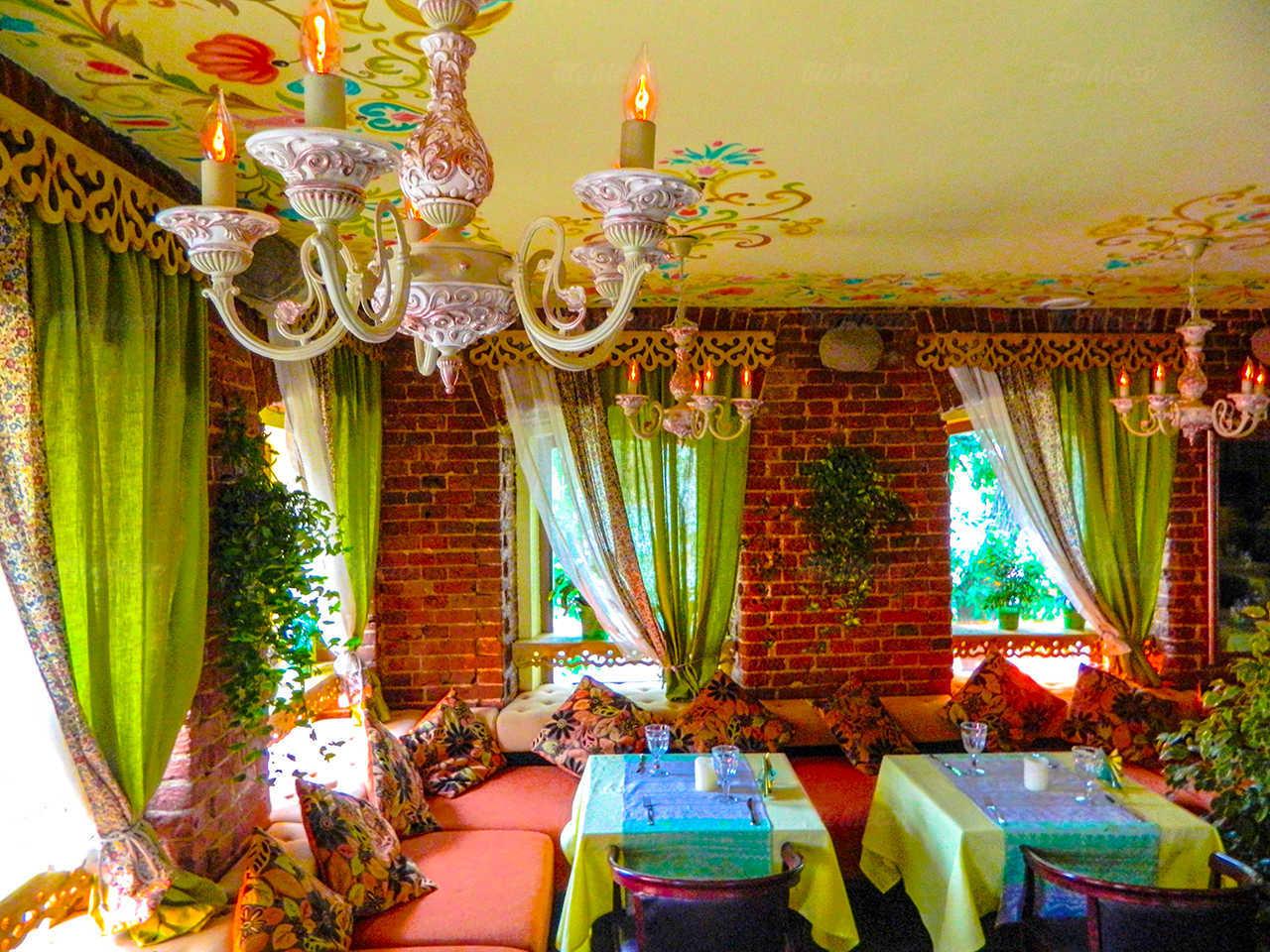 Меню ресторана Алтай на Пятницкой улице