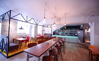 Банкетный зал кафе Серёжа на Сущевской улице