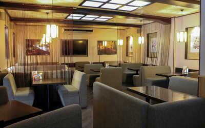 Банкетный зал кафе Япона мама на улице 22 Партсъезда