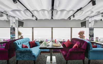 Банкетный зал ресторана Extra lounge (Экстра лаунж) на улице Косыгина