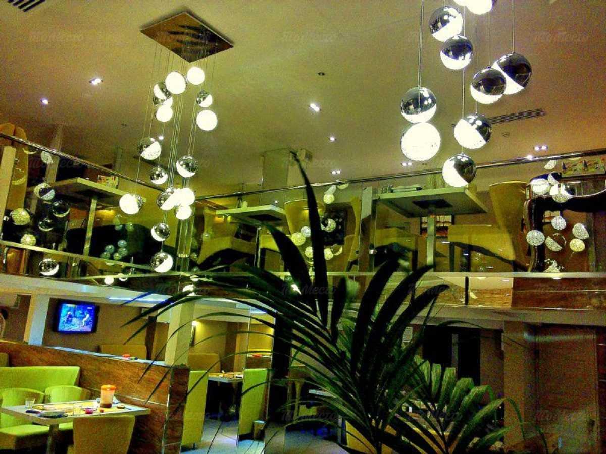 Меню ресторана Кимчи на улице Бутырский Вал