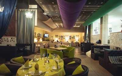 Банкетный зал кафе, ресторана Mama Italiana (Мама Италиана) на улице Академика Шварца фото 1