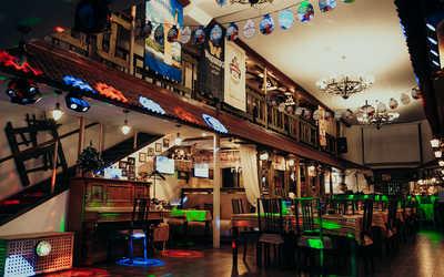 Банкетный зал пивного ресторана Черновар (Cernovar) на Профсоюзной улице фото 2