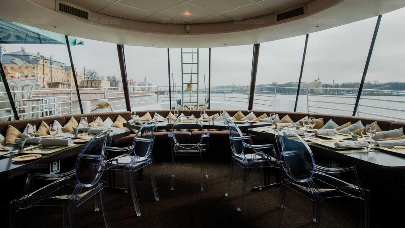 Меню ресторана River Lounge (Ривер Лаундж) на Университетской набережной