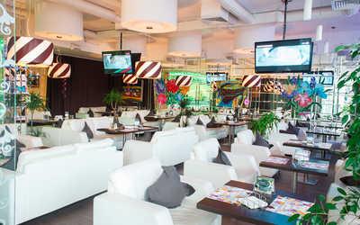 Банкетный зал бара, ресторана Sasha's bar на Выборгском шоссе