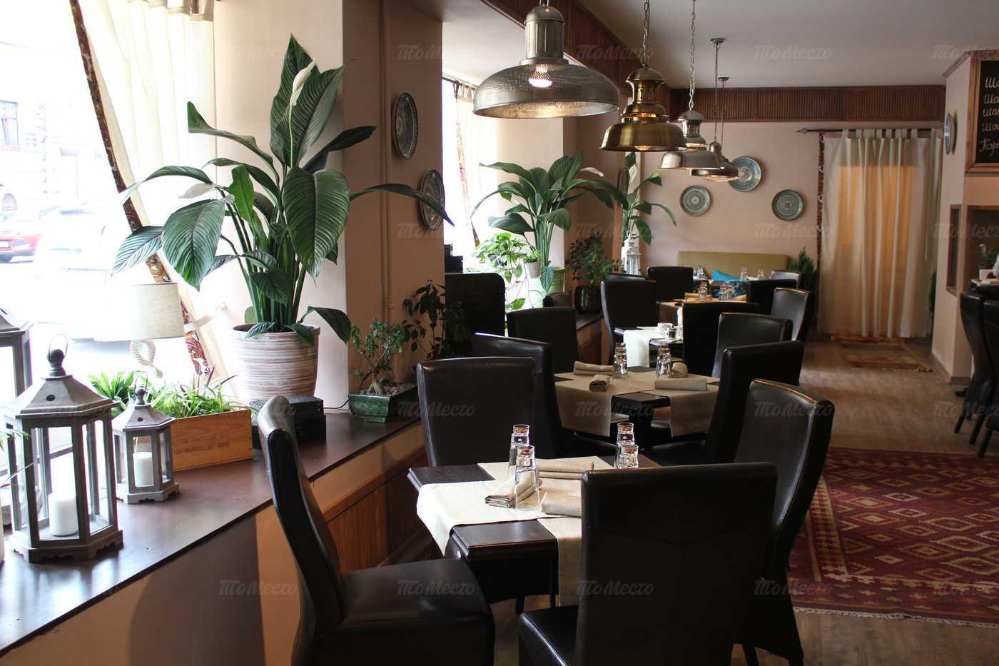 Меню бара, кафе, ресторана Миндаль (бывш. Охотничья изба) на Лермонтовском проспекте