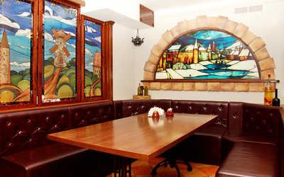 Банкетный зал пивного ресторана КабанчикЪ на улице Максима Горького фото 3