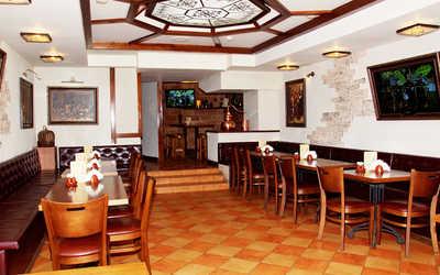 Банкетный зал пивного ресторана КабанчикЪ на улице Максима Горького фото 1