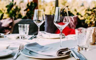 Банкетный зал ресторана Чайка на набережной Мартынова фото 3