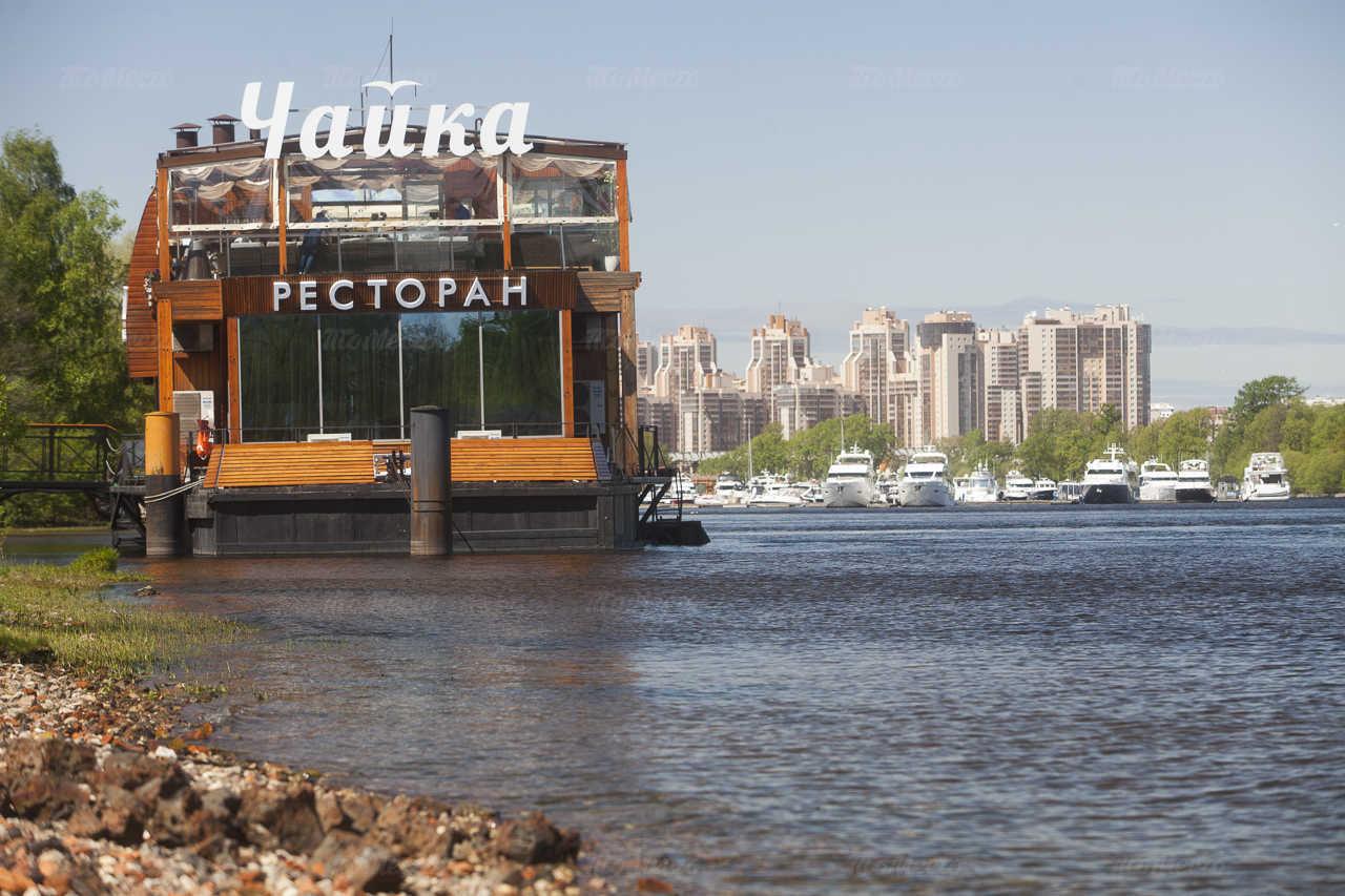 Меню ресторана Чайка на набережной Мартынова