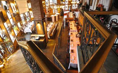 Банкетный зал стейк-хауса Chili Grill House (Чили Гриль Хаус) на Ленинском проспекте фото 1