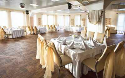 Банкетный зал ресторана Дом на набережной на Выборгской набережной фото 1