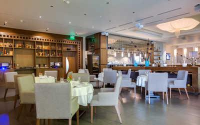 Банкетный зал кафе, ресторана Андиамо на Рублевском шоссе