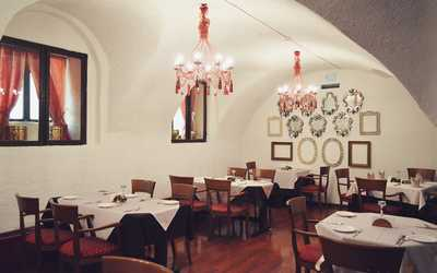 Банкетный зал ресторана Darbars (Дарбарс) на улице Покровка фото 1