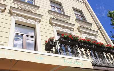 Банкетный зал ресторана RoseMary на Сытнинской улице фото 3