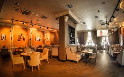 Банкетный зал кафе, ресторана Ля Грильяж в 2-м Новоподмосковном переулке