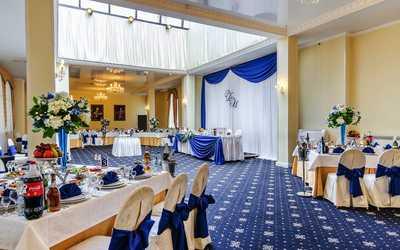 Банкетный зал ресторана Лефорт в 2-м Кабельном проезде