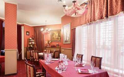 Банкетный зал ресторана Крафт (бывш. Коронный) на проспекте Вернадского