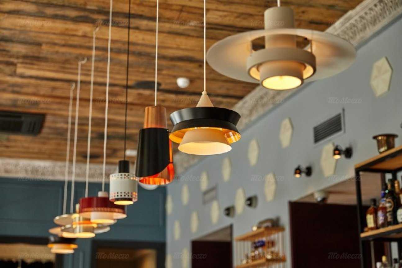 Меню ресторана Ломбард на Садовой улице