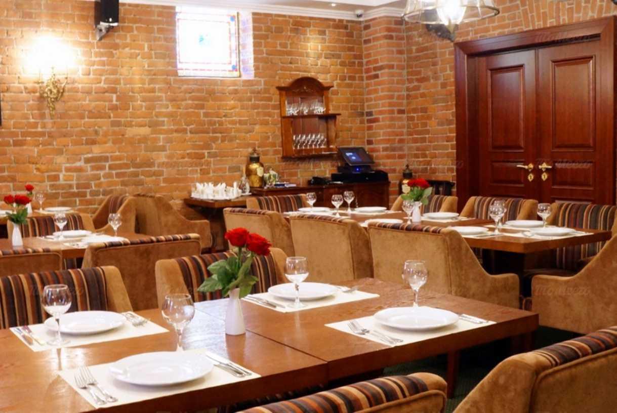 Меню ресторана Akyan на улице Восстания