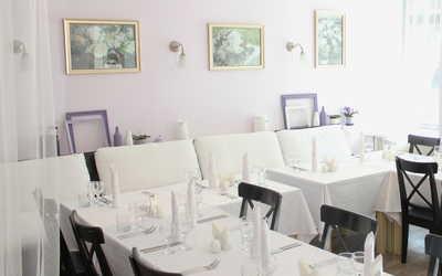 Банкетный зал ресторана Розмарин на 20-й линии