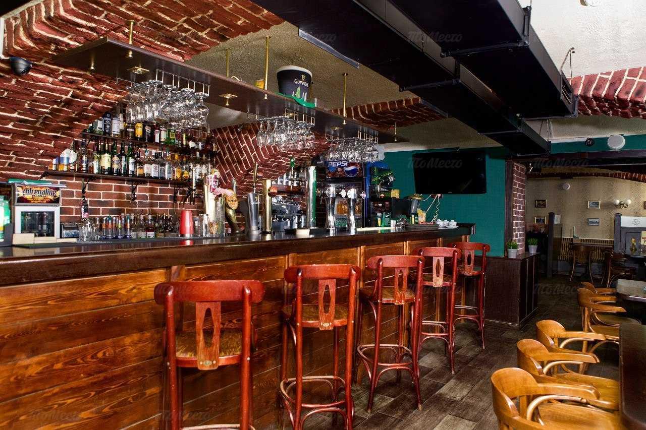 Меню бара, кафе Кронборг (бывш. HOP&HOPE) на Владимирском проспекте