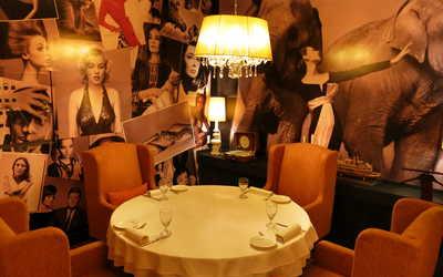 Банкетный зал бара, ресторана Чайка на Марксистской улице фото 1