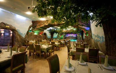 Банкетный зал ресторана Акбаш на Полярной улице