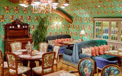 Банкетный зал ресторана Катюша (Katyusha) на Невском проспекте фото 1