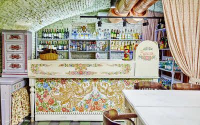 Банкетный зал ресторана Катюша (Katyusha) на Невском проспекте фото 2