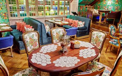 Банкетный зал ресторана Катюша (Katyusha) на Невском проспекте фото 3