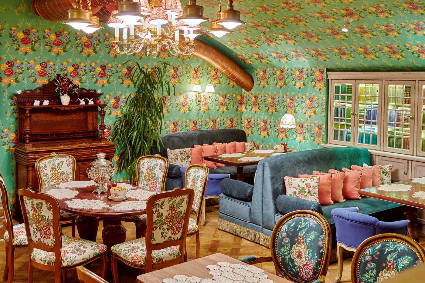 Меню ресторана Катюша (Katyusha) на Невском проспекте