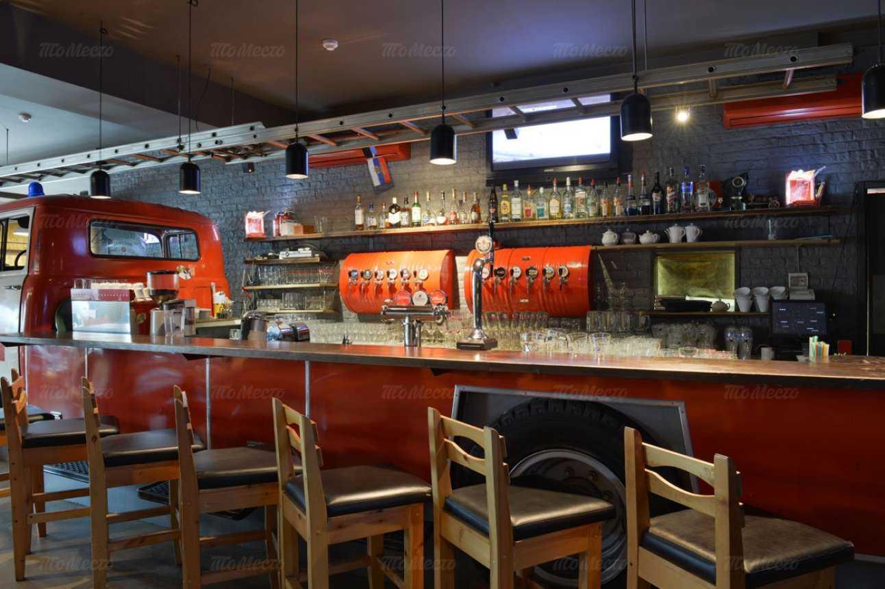 Меню бара, ресторана Пивная 01 в Вернадскоге проспект дубле