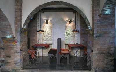 Банкетный зал ресторана Трансильвания на улице Краснофлотцев