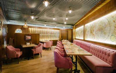 Банкетный зал ресторана Бригантина на Малой Морской улице