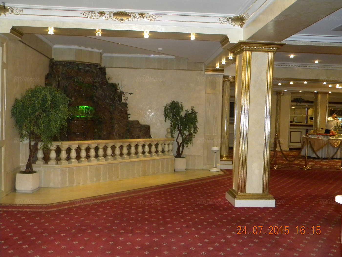 Меню ресторана Виктория на Рязанском проспекте
