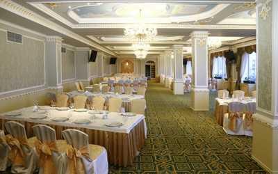Банкетный зал ресторана Султанат (Sultanat) на улице Нурсултана Назарбаева фото 3