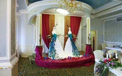 Банкетный зал ресторана Султанат (Sultanat) на улице Нурсултана Назарбаева фото 1