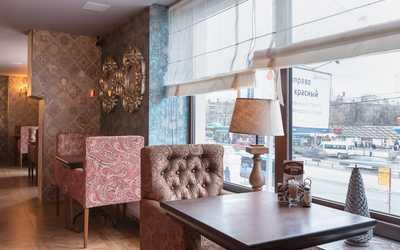 Банкетный зал кафе Шоколад на Рязанском проспекте