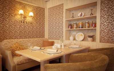 Банкетный зал ресторана Оджахури на Молодёжной улице