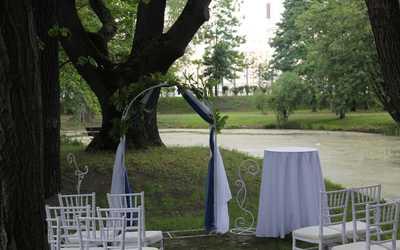 Банкетный зал ресторана Еду в Лето на Приморском проспекте фото 2
