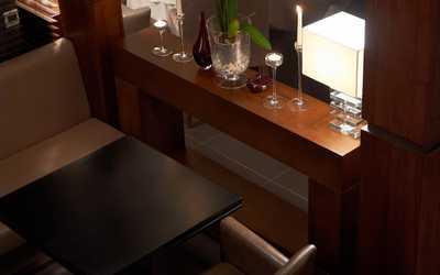 Банкетный зал бара, ночного клуба, ресторана Андиамо (Andiamo cafe) на улице Остоженка фото 3