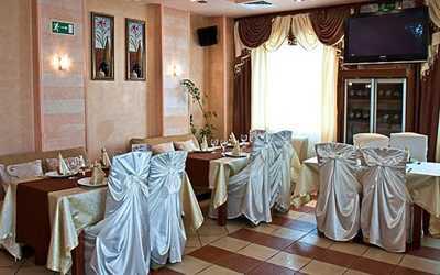 Банкетный зал ресторана Лимузин на Привольной улице