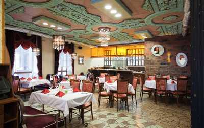 Банкетный зал кафе Грильяж на улице Академика Шварца фото 2